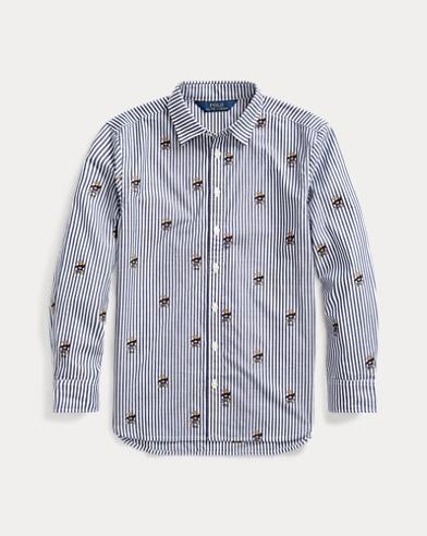 Chemise en coton Sweater Bear