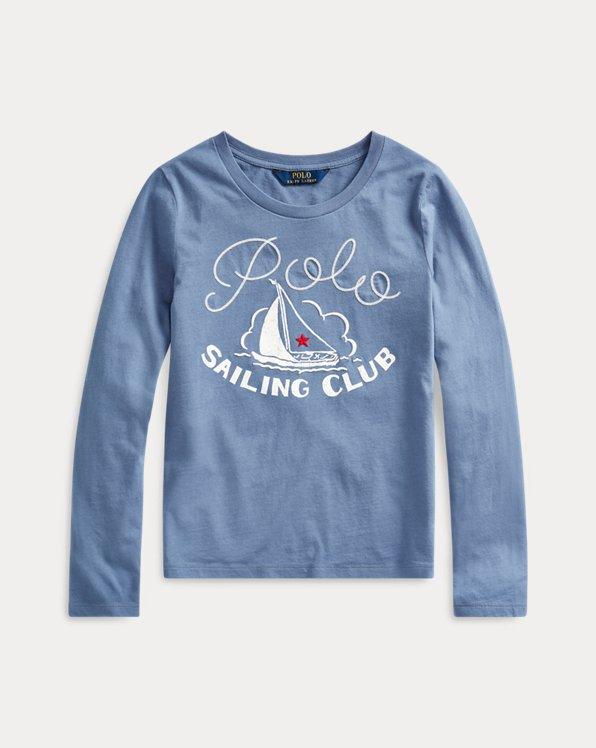 Maglietta in jersey di cotone Sailing Club