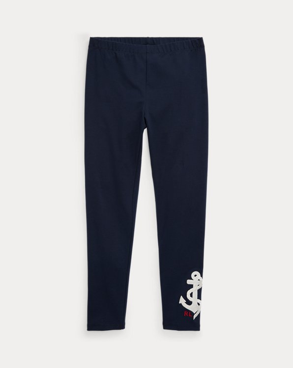 Anchor Stretch Jersey Legging