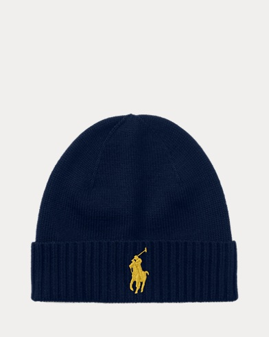 Golden Pony Hat