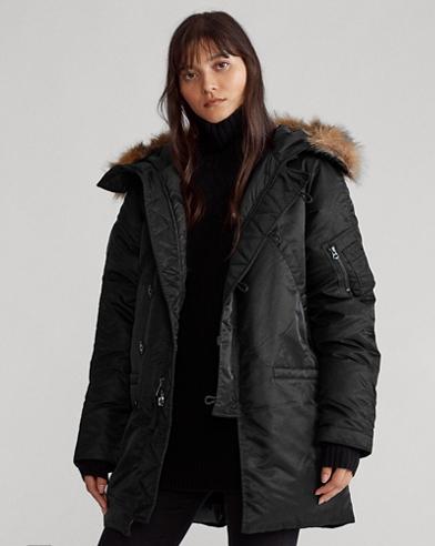 la moitié 46bb1 ff7a0 Women's Peacoats, Trench Coats, & Denim Jackets   Ralph Lauren