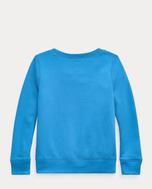 Girls 2-6x Big Pony French Terry Pullover 2