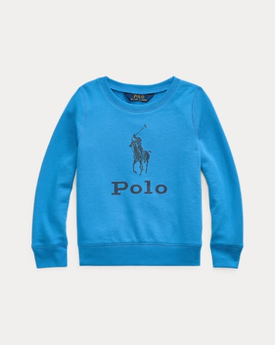 Big Pony French Terry Pullover