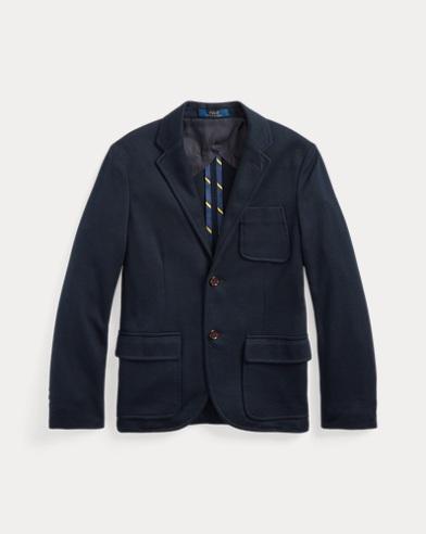 Knit Cotton Sport Coat