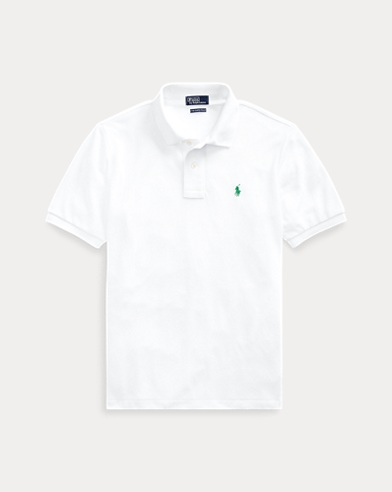 폴로 랄프로렌 보이즈 폴로셔츠 Polo Ralph Lauren The Earth Polo,White