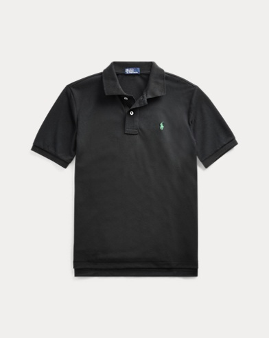 폴로 랄프로렌 보이즈 폴로셔츠 Polo Ralph Lauren The Earth Polo,Polo Black