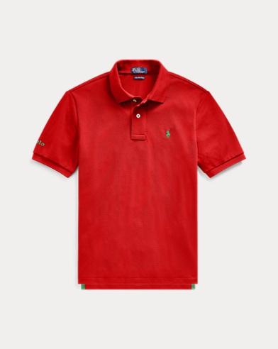 폴로 랄프로렌 보이즈 폴로셔츠 Polo Ralph Lauren The Earth Polo,RL 2000 Red
