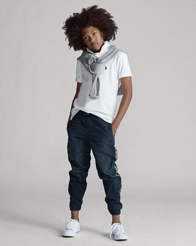 Polo Sport Cotton-Blend Jogger