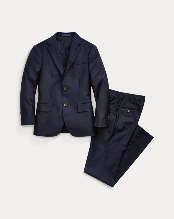 Polo Lightweight Wool Suit