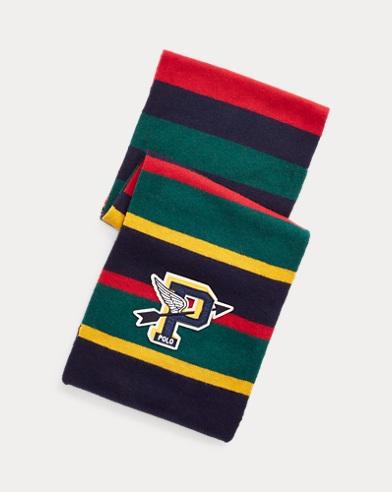 Écharpe universitaire en laine