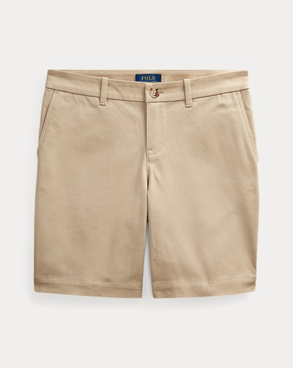Stretch Chino Bermuda Short