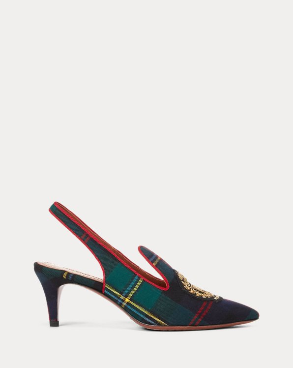 Stacy Tartan Pump
