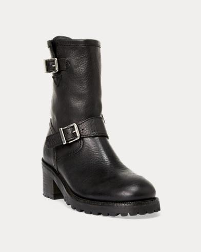 Payge Vachetta Leather Boot
