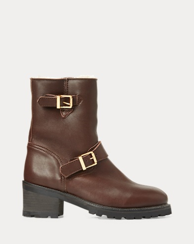 Payge Shearling-Lined Boot
