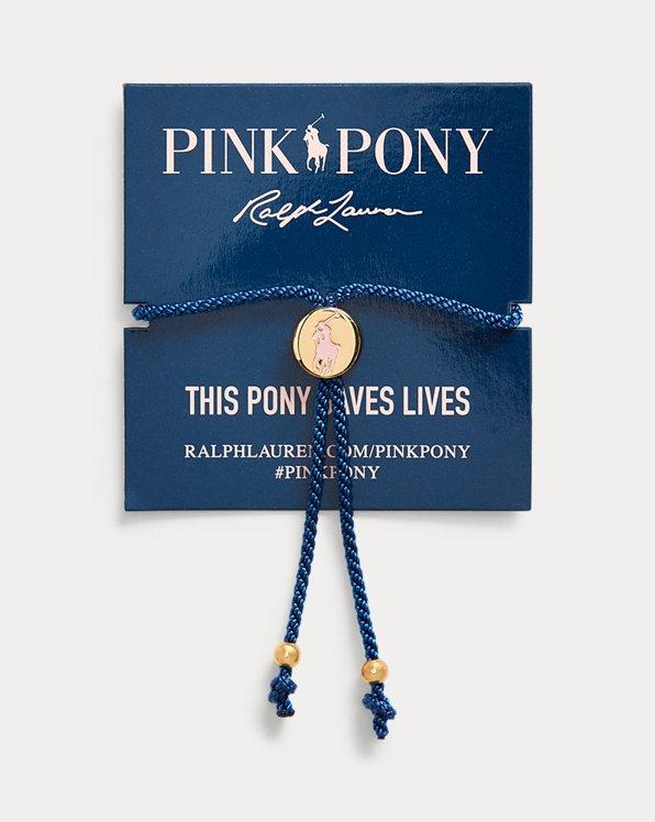 Pink Pony Bracelet