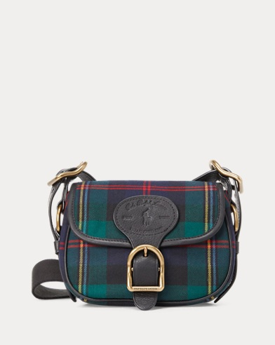Wool Small Hutton Crossbody