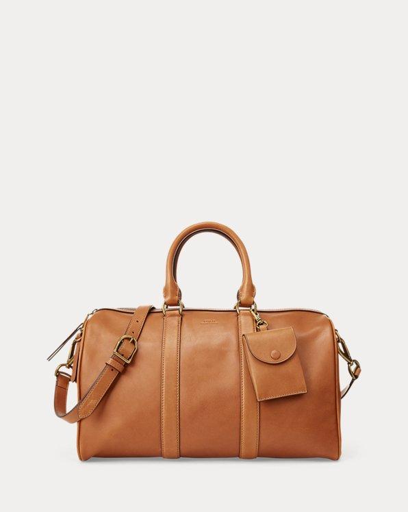 Leather Camden Duffle Bag