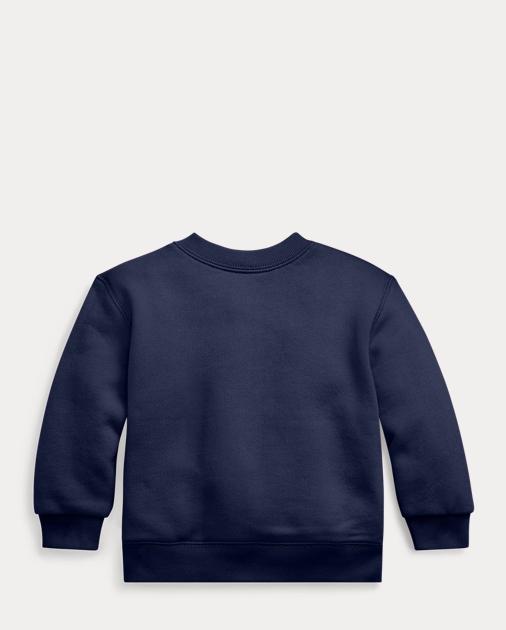 Baby Boy Cotton-Blend-Fleece Sweatshirt 2