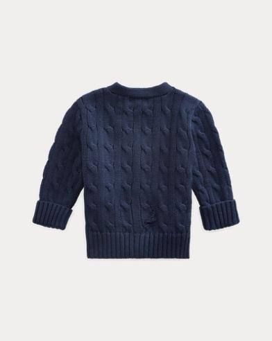 95c886da3ce49a Baby Boy Sweaters, Cardigans, & Sweater Vests | Ralph Lauren