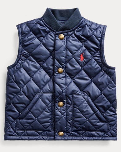 Quilted Water-Resistant Gilet