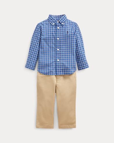 67a459e5ec77 Baby Boy & Infant Clothing, Accessories, & Shoes | Ralph Lauren