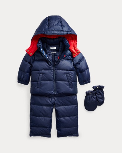 2-Piece Snowsuit Set