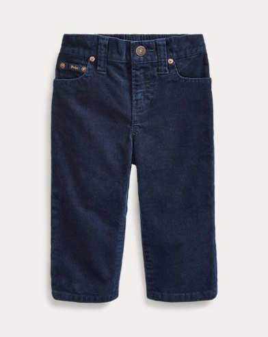 Pantaloni Varick in velluto a coste