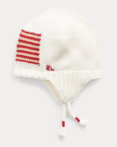 Flag Earflap Hat
