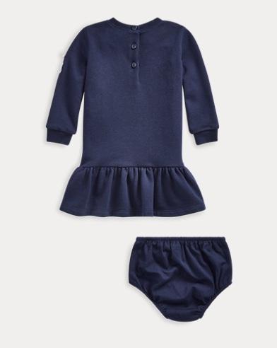 316143b8a82e0 Baby Girls' Dresses, Rompers, & Bloomers | Ralph Lauren