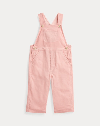 Cotton Corduroy Overall