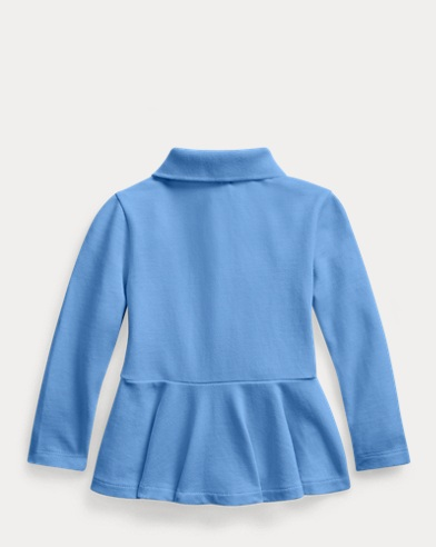 7983faf34 Baby Girls' & Toddlers' Tops, Blouses, Shirts, & Polos | Ralph Lauren