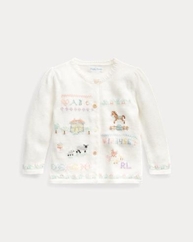 Jersey de lana y algodón rústico