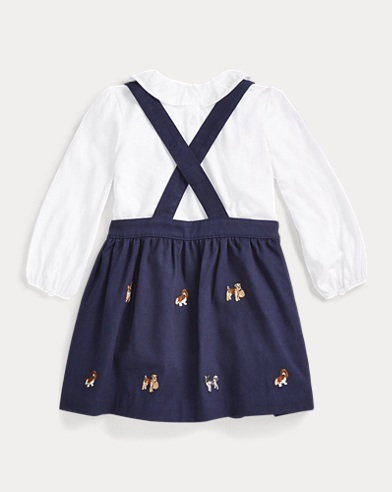 e294310470 Baby Girl Clothing, Accessories, & Shoes | Ralph Lauren