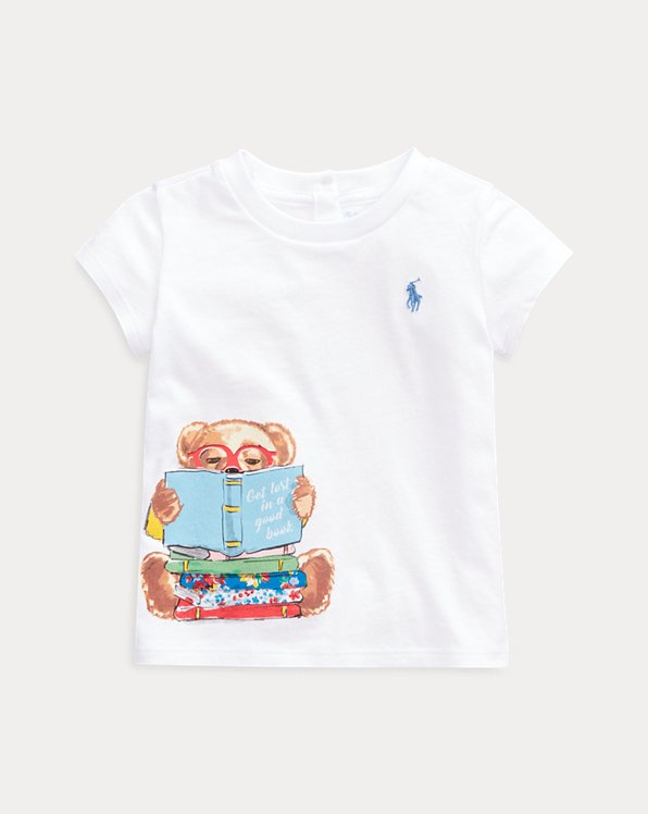 T-shirt Polo Bear lecture