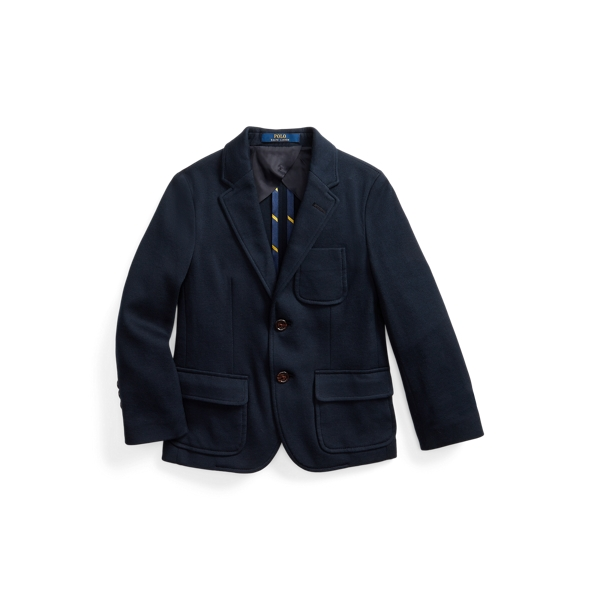 폴로 랄프로렌 남아용 코트 Polo Ralph Lauren Knit Cotton Sport Coat,RL Navy