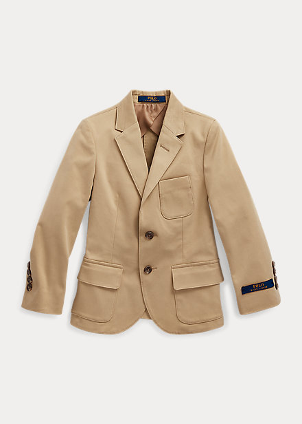 Polo Ralph Lauren Stretch Chino Suit Jacket