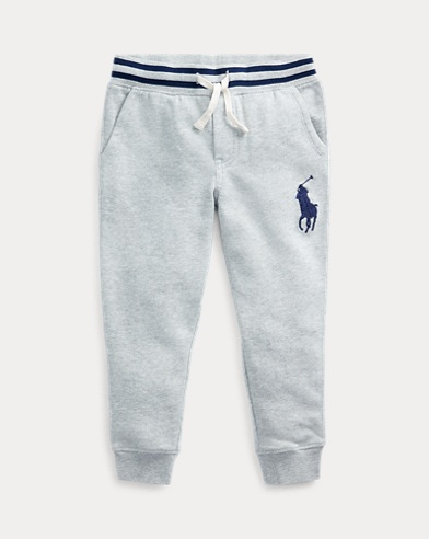 Cotton French Terry Pant