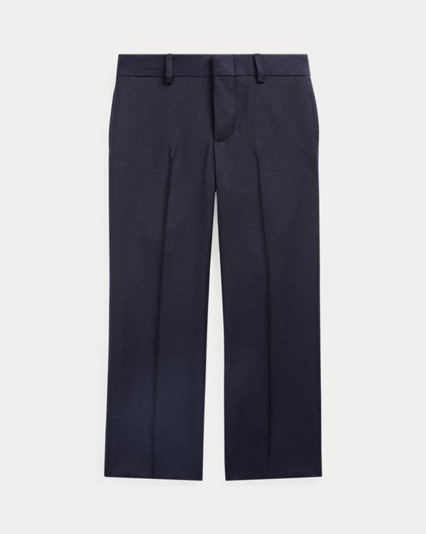 폴로 랄프로렌 남아용  바지 Polo Ralph Lauren Wool Twill Trouser,Navy