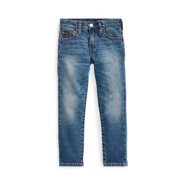폴로 랄프로렌 남아용 청바지 Polo Ralph Lauren Sullivan Slim Stretch Jean,Woodhaven Wash