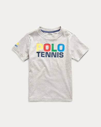 US Open Cotton Graphic Tee
