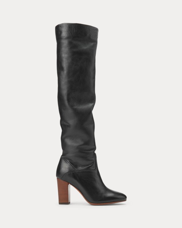 Bottines Brie en cuir