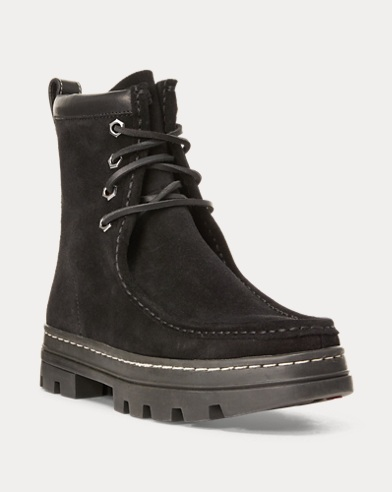 Mikayla Suede Boot