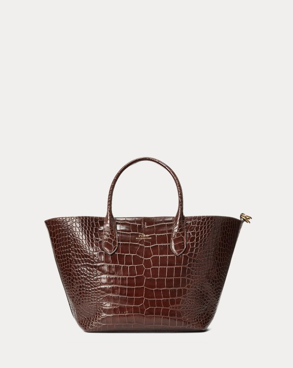 Embossed Medium Bellport Tote
