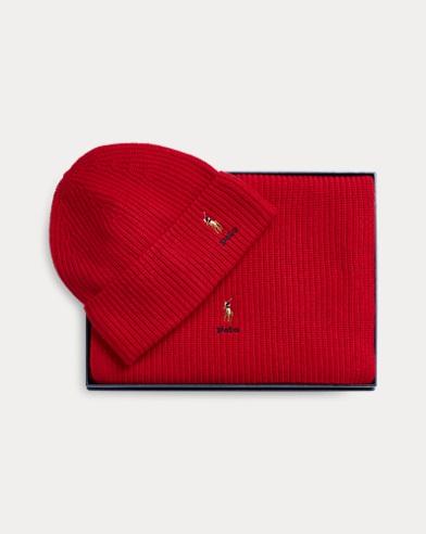 Set cappello e sciarpa