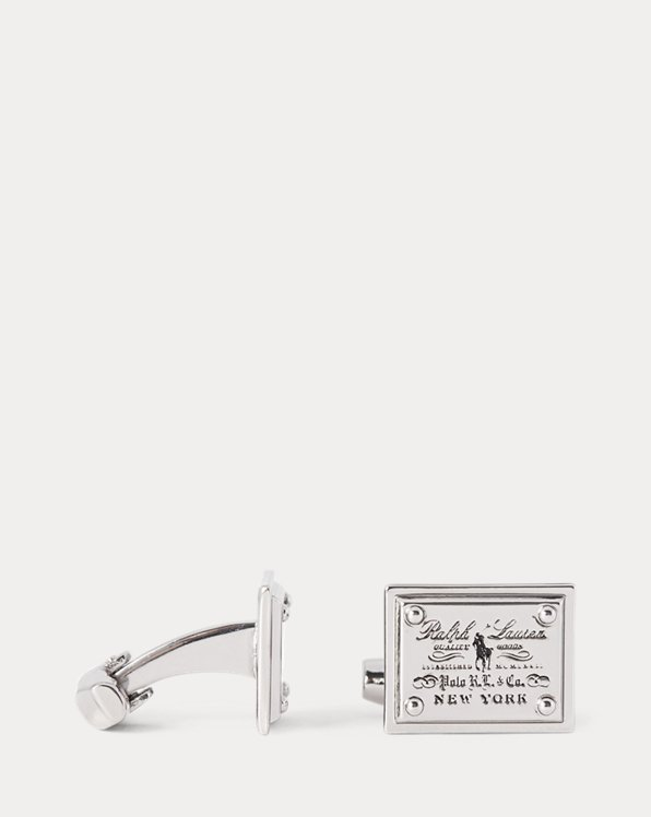 Plaque Cufflinks