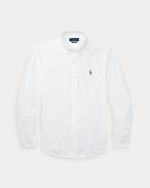 Knit Oxford Shirt