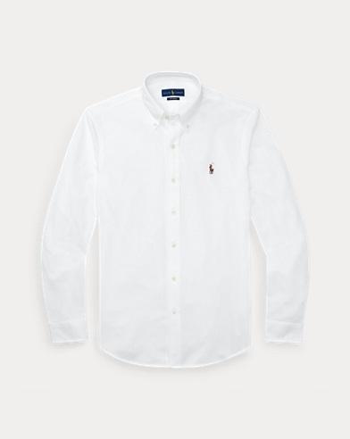 KnitOxford Shirt
