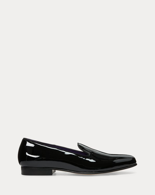 Alonzo Patent Leather Slipper