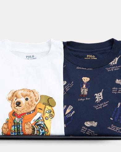 Polo Bear Tee 2-Piece Gift Set