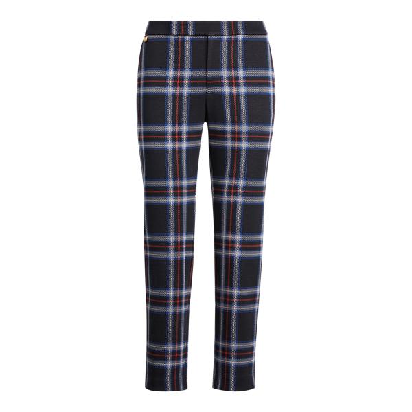 Lauren Ralph Lauren PLAID JACQUARD PANT